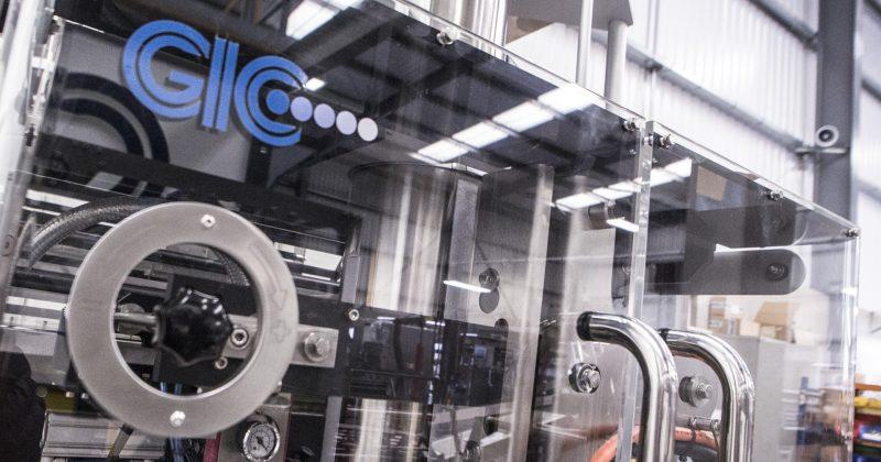 gic 2100 vertical bagging machine