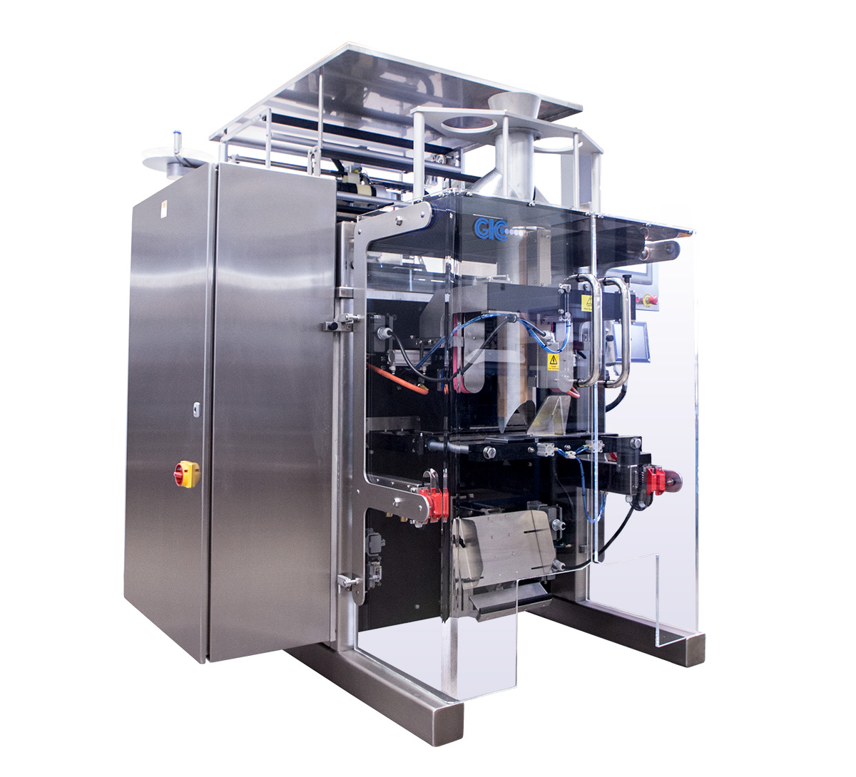 GIC 2100 Vertical Form Fill and Seal Machine