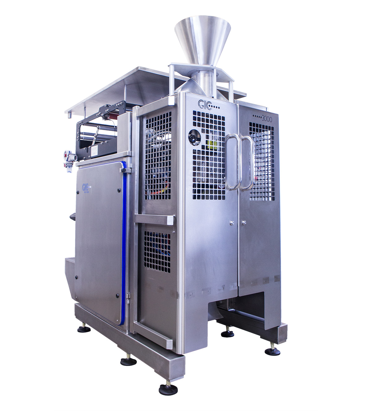 GIC 3000 Vertical Form Fill and Seal Machine