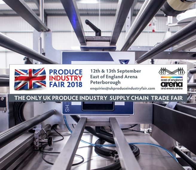 gic 4100 vffs machine U.K.Produce Industry Fair